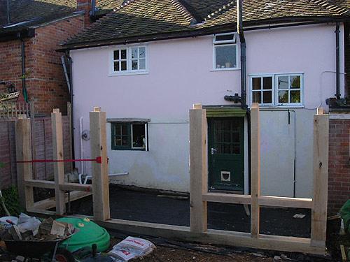Hampshire builders - building contractors O'Neill