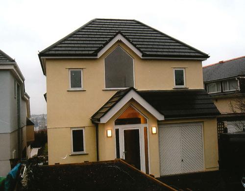 New build Cornwall