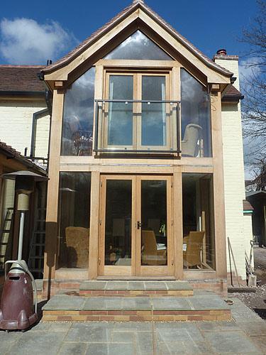 building extensions fareham hampshire