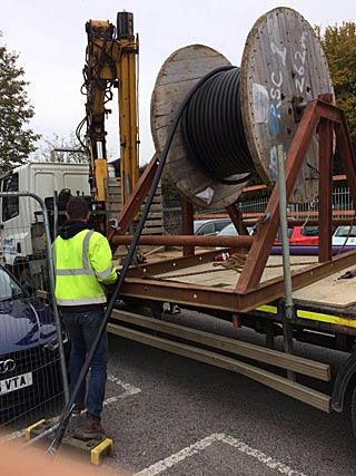 cable trunking installations in the south of england