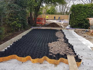 oneill contractors groundworks project
